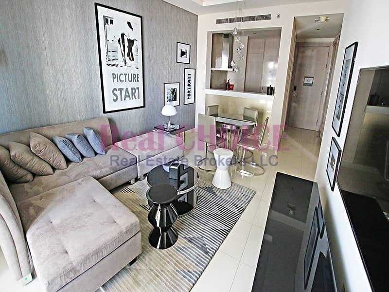 Fully Furnished 1BR Apartment|Amazing View