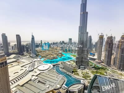 4 Bedroom Flat for Sale in Downtown Dubai, Dubai - ULTRA LUXURY | BURJ & FOUNTAIN VIEWS | FURNISHED