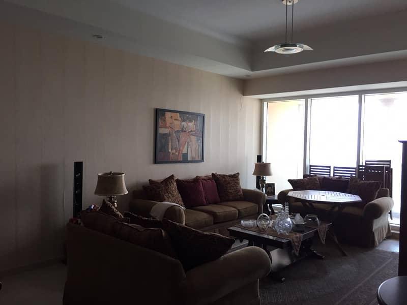 شقة في برج تشرشل السكني الخليج التجاري 2 غرف 1350000 درهم - 4696457