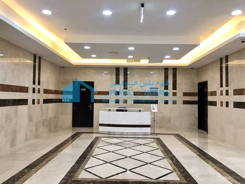 Brand New Building   Spacious Studio in Al Barsha!