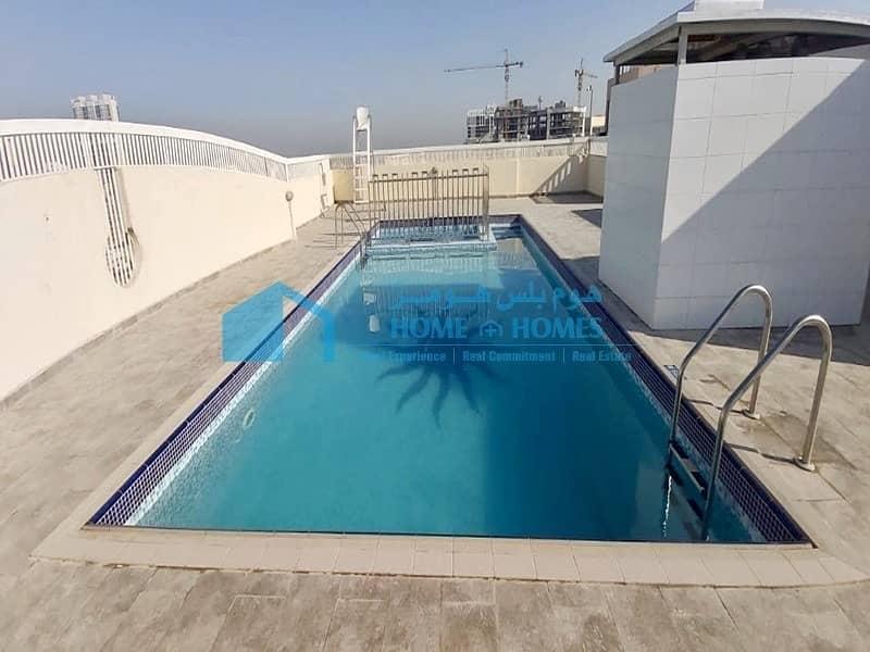 9 Brand New Building   Spacious Studio in Al Barsha!
