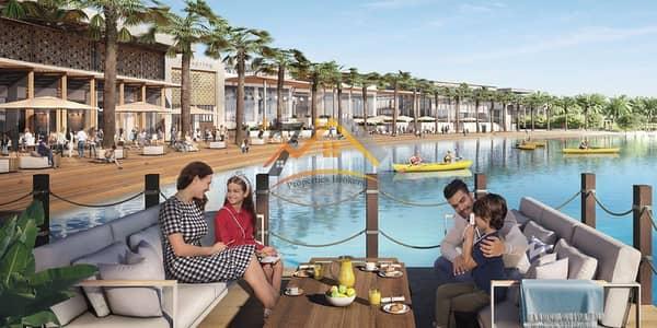4 Bedroom Villa for Sale in Tilal Al Ghaf, Dubai - ***ELAN BY MAJID AL FUTTAIM 4BR WATERFRONT VILLAS | NO COMMISSION | PAY EASY INSTALLMENT