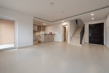 3 Bedroom Townhouse for Sale in Serena, Dubai - Type C Middle Unit | Maid's Room | Vacant