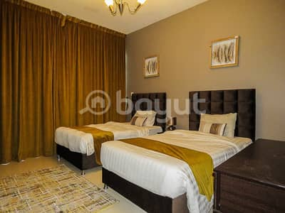 2 Bedroom Flat for Rent in Dubai Marina, Dubai - Deluxe  2 BHK   Dubai Eye vVew