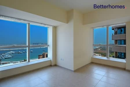 2 Bedroom Apartment for Sale in Dubai Marina, Dubai - Never been occupied|Sea View|Vacant|Mid Floor|