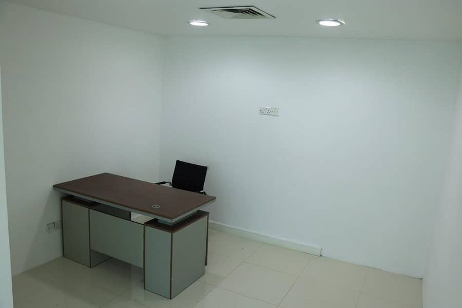 220 SQFT FITTED OFFICE OFFERS A YEARLY CONTRACT BIG DISCOUNT RATES FOR ONLY 15,000/AED