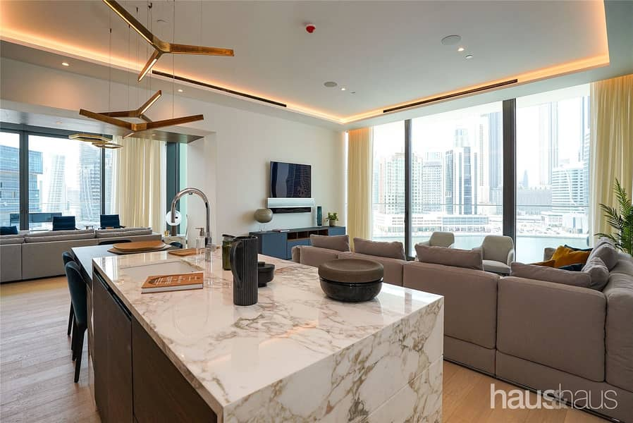 Fully Furnished | Full Floor Penthouse