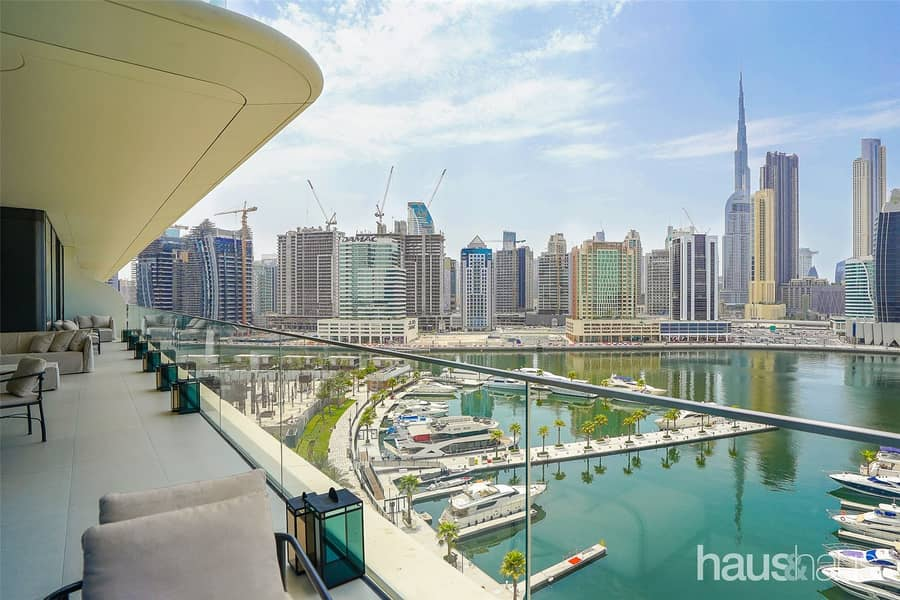 2 Fully Furnished | Full Floor Penthouse