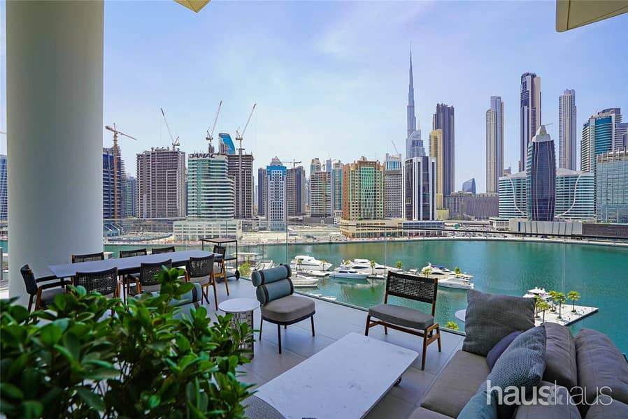 10 Fully Furnished | Full Floor Penthouse