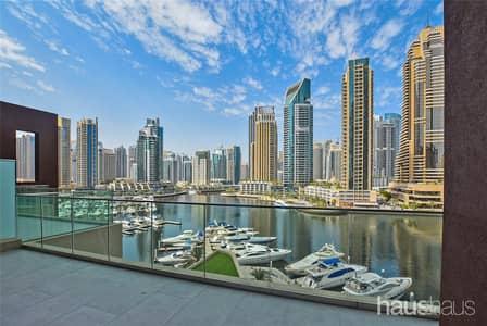 فیلا 4 غرف نوم للبيع في دبي مارينا، دبي - Waterfront Villa | No DLD Fee |3 Yrs Post Payment