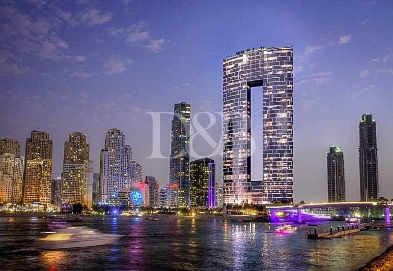 2 Luxurious Dream Apartment | City & Marina View