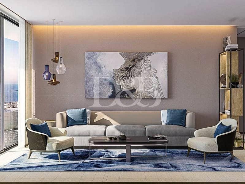 10 Luxurious Dream Apartment | City & Marina View