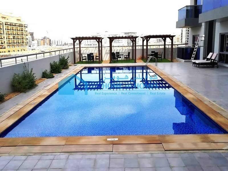 Studio For Rent in Warsan 4 | 30 Days Free!