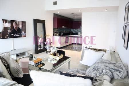 1 Bedroom Apartment for Rent in Dubai Marina, Dubai - Exclusive Highest Floor 04 Series|Full Marina view