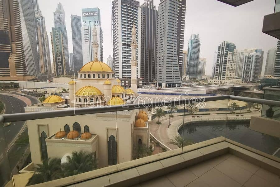 Exclusive | Vacant | Marina | Mosque View