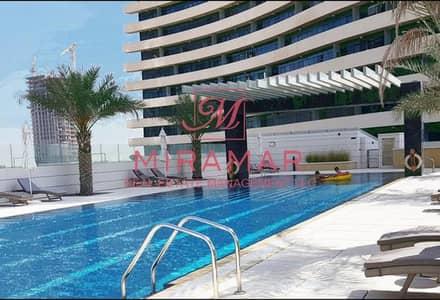 شقة 1 غرفة نوم للايجار في جزيرة الريم، أبوظبي - شقة في الموجة نجمة ابوظبي جزيرة الريم 1 غرف 58000 درهم - 4696974