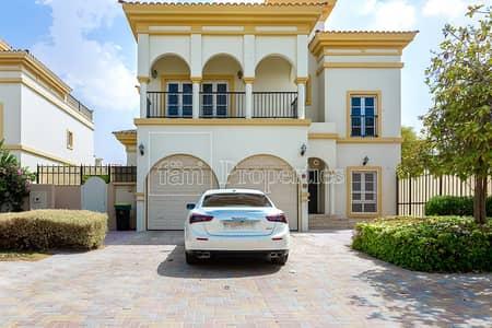 4 Bedroom Villa for Rent in The Villa, Dubai - Fully Upgraded Corner Cordoba 4BR w/Study