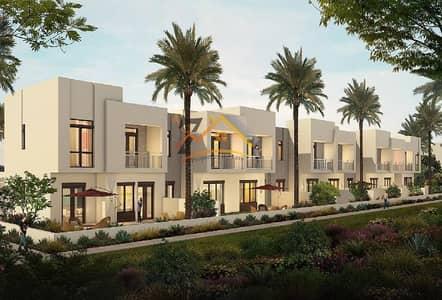 تاون هاوس 3 غرف نوم للبيع في تاون سكوير، دبي - Single Row I Close to park & Pool I 3 Bedroom + Maid just at 1.25 Million
