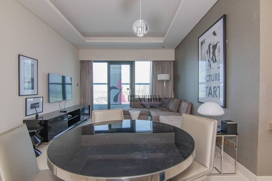 Big Layout 1 BR Apt | Full Burj Khalifa View