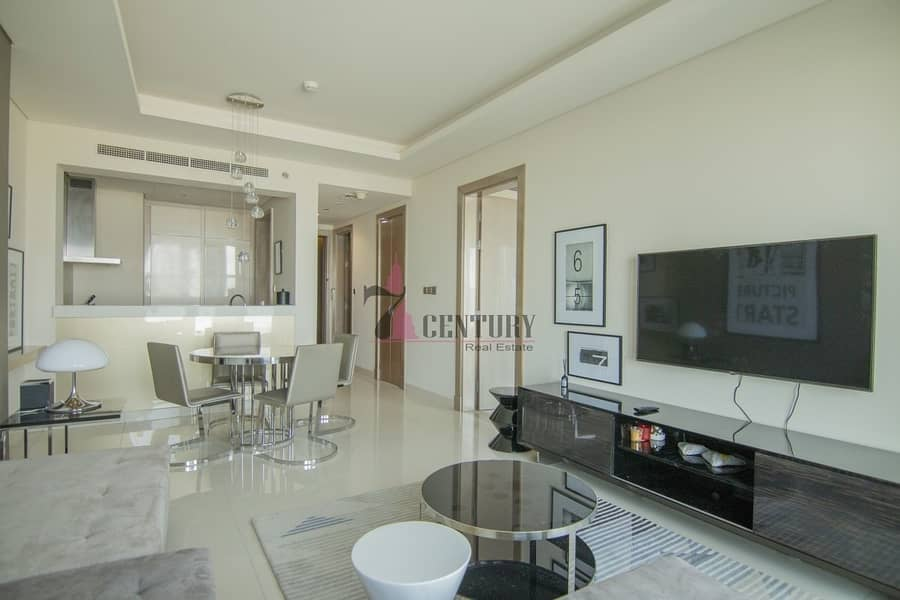 2 Big Layout 1 BR Apt | Full Burj Khalifa View