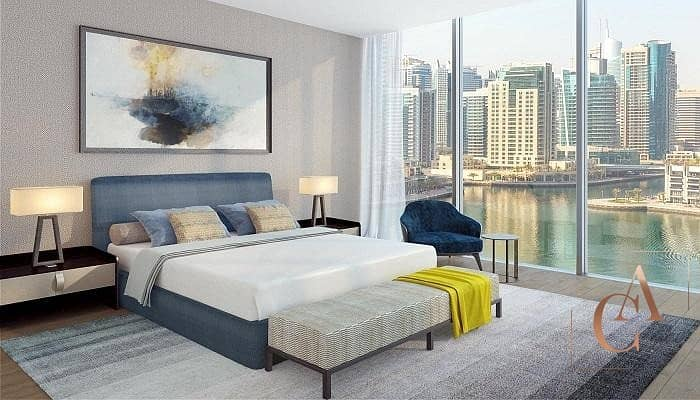 2 Sea View I 2 Bedroom Apartment I Jumeirah Living Marina Gate