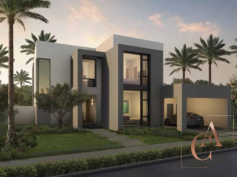 43 100% DLD Waiver   Family community I Sidra Villas
