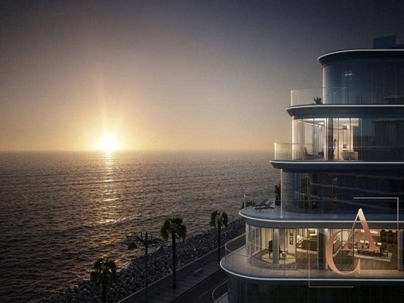 2 Exclusive Penthouse | VIP Development I Palm Jumeirah