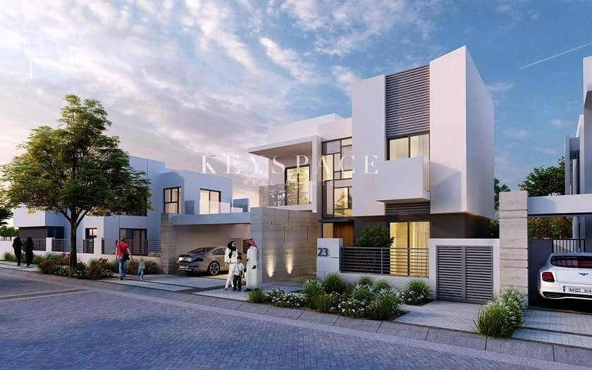 Luxury Residences|3-BR Townhouse|Al Zahia|Affordable Payment Plan