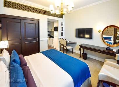 استوديو  للبيع في نخلة جميرا، دبي - Luxury studio | Hotel Managed | 5 star Facilities