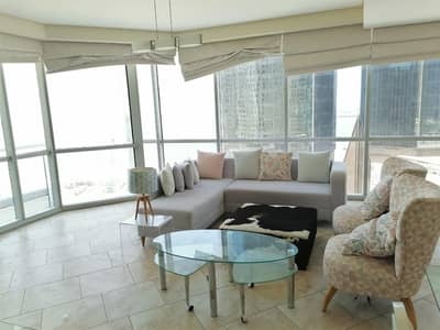 3 Bedroom Apartment for Rent in Jumeirah Beach Residence (JBR), Dubai - 3BR + Maids | 5Bath Apartment | Full Sea View