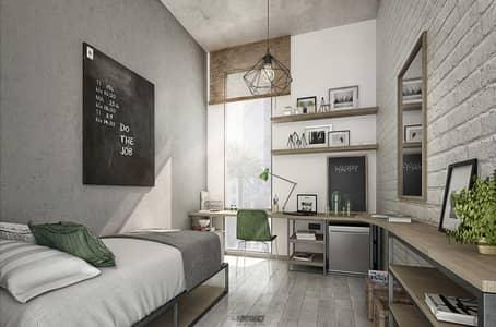 استوديو  للايجار في المدينة الأكاديمية، دبي - Student Accommodation | 'Single Room' - Male Block | The Myriad Dubai