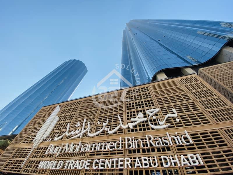 2 3 BR in the Tallest Residential Tower in Abudhabi!Burj Mohammed Bin Rashid