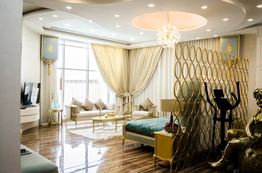 Full Furnished Penthouse For Rent in Ajman