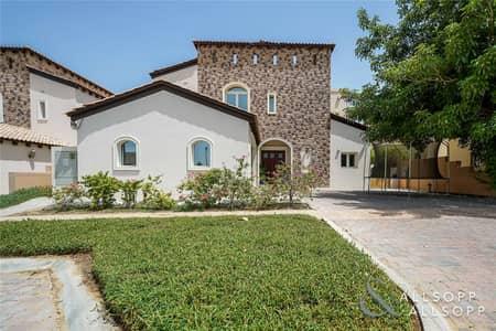4 Bedroom Villa for Sale in Jumeirah Golf Estate, Dubai - New Listing | Sienna Lakes | Golf View