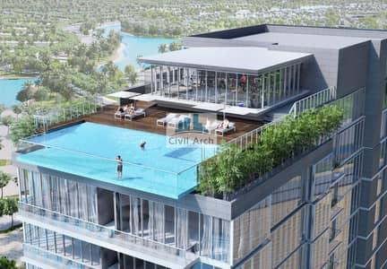 بنتهاوس 4 غرف نوم للبيع في مدينة محمد بن راشد، دبي - zero DLD+2yrs SC Free PENTHOUSE HEAVEN OF D1