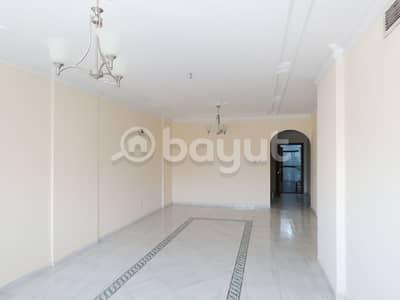 شقة 3 غرف نوم للايجار في المجاز، الشارقة - شقة في المجاز 1 المجاز 3 غرف 50000 درهم - 4555704