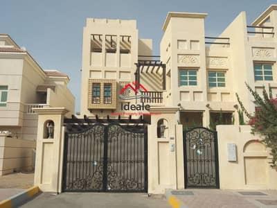 5 Bedroom Villa for Rent in Al Nahyan, Abu Dhabi - Best Offer! Premium Quality 5BHK Villa with Yard & Garden
