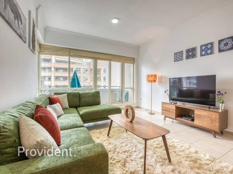 2 Vacant & Furnished | High ROI | Price Negotiable