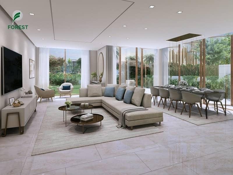 2 Luxury | 5BR Villa | Unfurnished | Free Hold