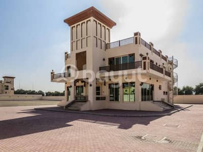 5 Bedroom Villa for Rent in Nad Al Sheba, Dubai - MAGNIFICENT ARABIC STYLE VILLA IN NAD AL SHEBA