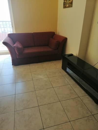 شقة 1 غرفة نوم للايجار في مثلث قرية الجميرا (JVT)، دبي - FURNISHED | HIGH FLOOR | COMMUNITY VIEW | VACANT