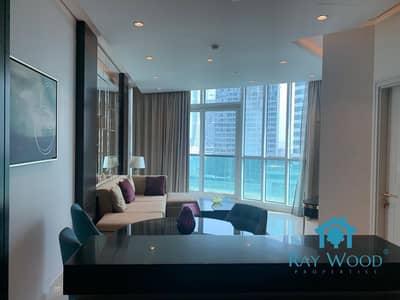 شقة فندقية 1 غرفة نوم للبيع في وسط مدينة دبي، دبي - Panoramic View Furnished Service Apt 900K
