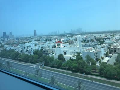 Bright 2 BHK with huge Store/Maid Room