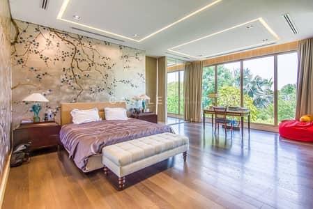 7 Bedroom Villa for Sale in Al Barari, Dubai - Fully Upgraded Acacia - 7 bed+maids+study+drivers