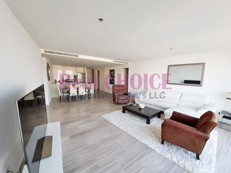 2 3BR Fully Furnished with Stunning View