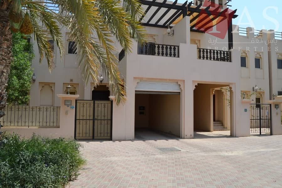 Amazing |  3 Bedroom Townhouse | Al Hamra Village