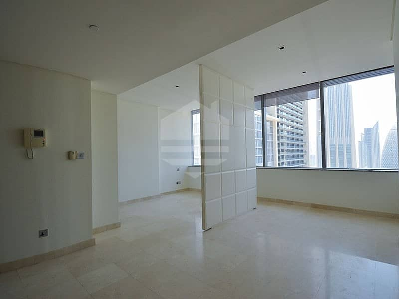 2 Bright and spacious studio available in DIFC