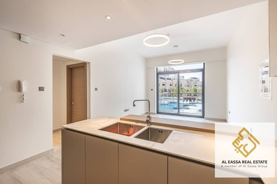 2 Pool View | Brand New 1 Bedroom |
