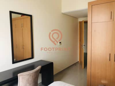 2 Bedroom Flat for Rent in Arjan, Dubai - 2Br- Lincoln Park- Fully Furnished- Balcony