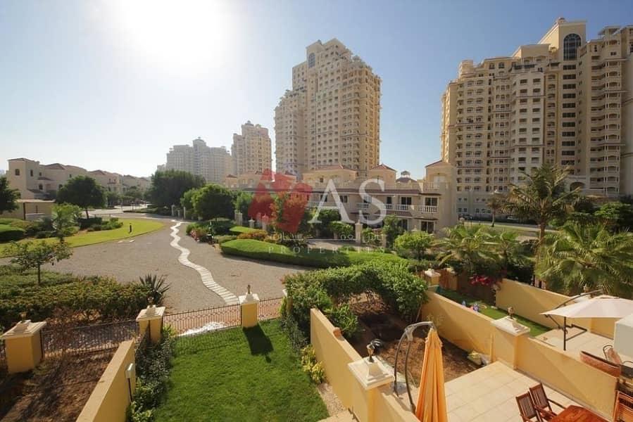 Charming 3 Bedroom Townhouse  for Rent in Al Hamra Villag